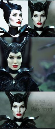 Angelina Jolie as MA