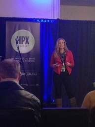 Speaking at HPX Digi