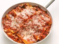 Skillet Lasagna with
