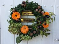 I love making wreath