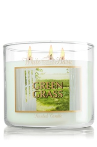 Green Grass 3-Wick C