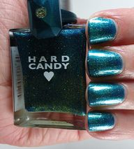 Swatched! Hard Candy