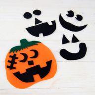 Felt Pumpkin Prescho