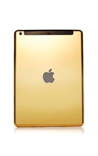 Just a 24k gold iPad