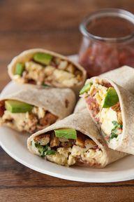 Breakfast Burritos #