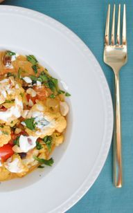 Cauliflower Coconut