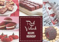 12 delicious red vel