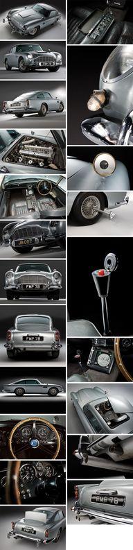 DB5 (James Bond) - A...