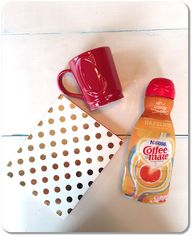 Coffee-mate is givin