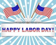 Pinterest Pin - Happy Labor Day!