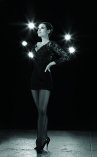 Kara DioGuardi as Roxie Hart (2011)