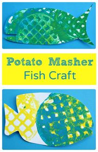 Potato Masher Fish C
