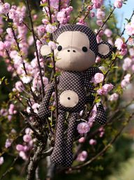 Cute Monkey cloth do