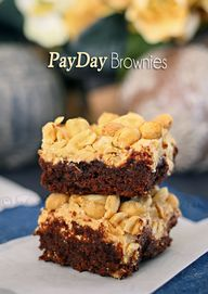 PayDay Brownies on k