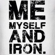 Lift some iron
