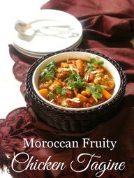 Moroccan Fruity Chic