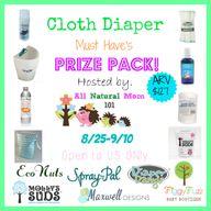 Cloth Diaper Must Ha