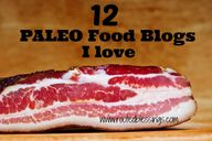 12 Paleo Food Blogs