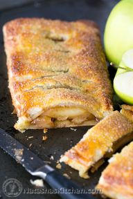 Apple Cinnamon Slab