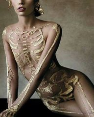 A #skeleton ON the #