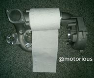Twin turbo toilet ro