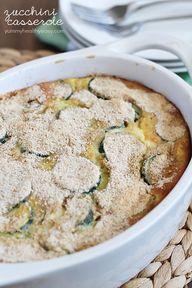 Zucchini Casserole -