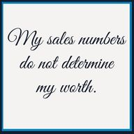 My Sales Numbers Do