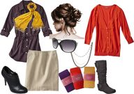 Fall Fashion - how t
