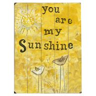 You Are My Sunshine