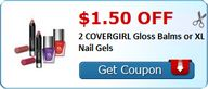 $1.50 off 2 COVERGIR
