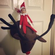 #ElfontheShelf Day 1