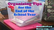 How to organize all