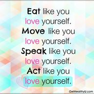 LOVE YOURSELF! #quot...