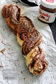 Nutella Braided Brea