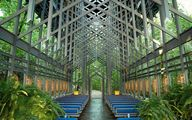 Thorncrown Chapel Ar