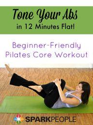 Flatten your tummy w