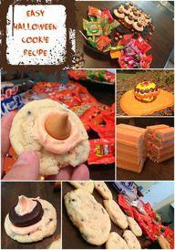 Easy Halloween Cooki