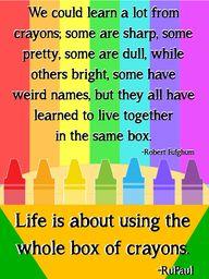Colorful Motivation...