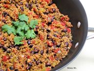 Mexican Black Bean Q