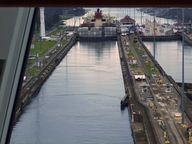 Panama Canal - Gatun