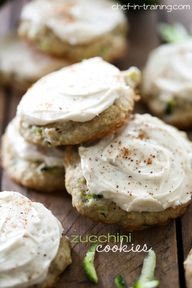 Zucchini Cookies fro