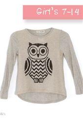 The Classic owl swea