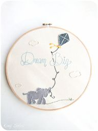 Nursery Embroidery H