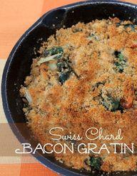 Bacon Swiss Chard Gr