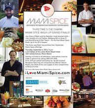 #Miami #MiamiSpice #