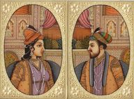 Mughal Painting Empe