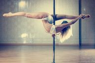 pole fitness ftw