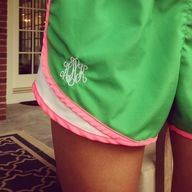Monogramming Ideas