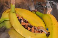 Grilled Banana Longs