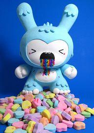 Blue Lovesick Custom